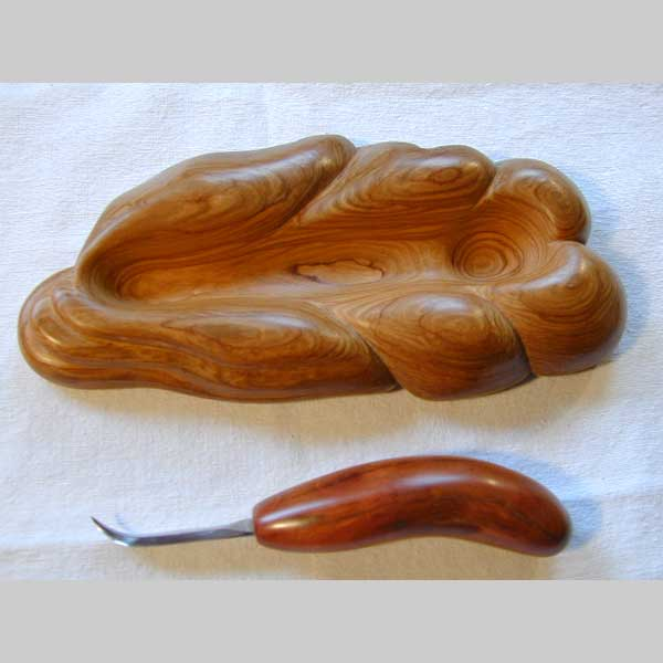 wood carvings by Robert Johnson